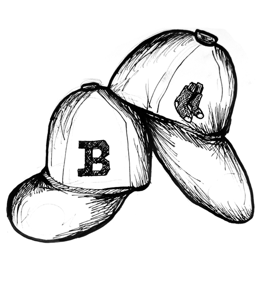 Red Sox Socks Coloring Pages - Worksheet & Coloring Pages