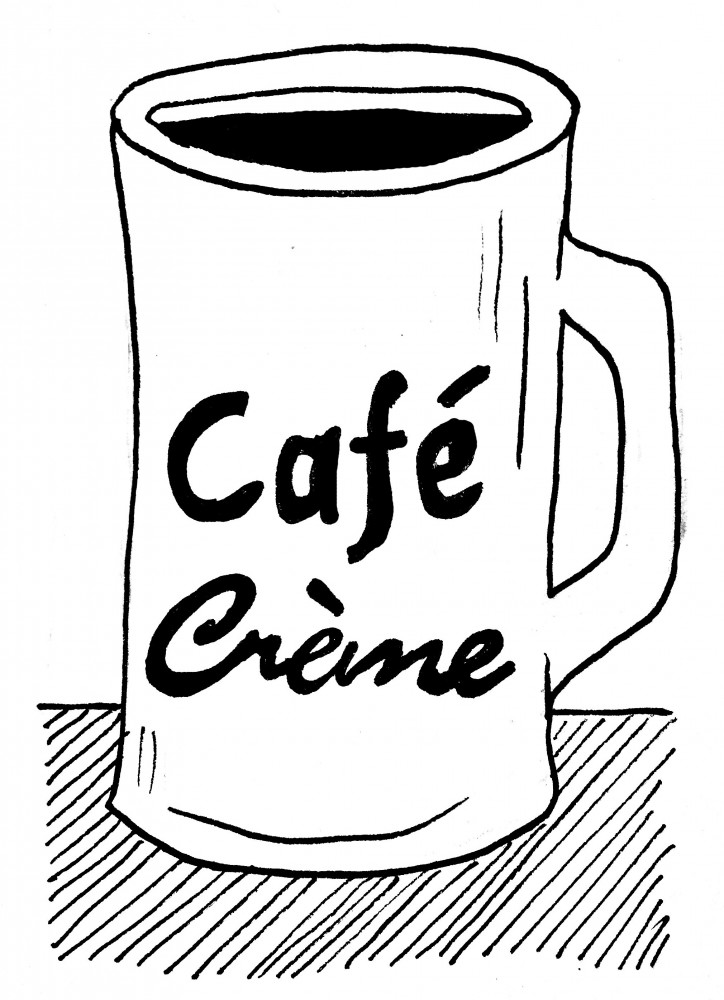 Caf Crme A Plight Against The Bougie Coffee Shop Stigma