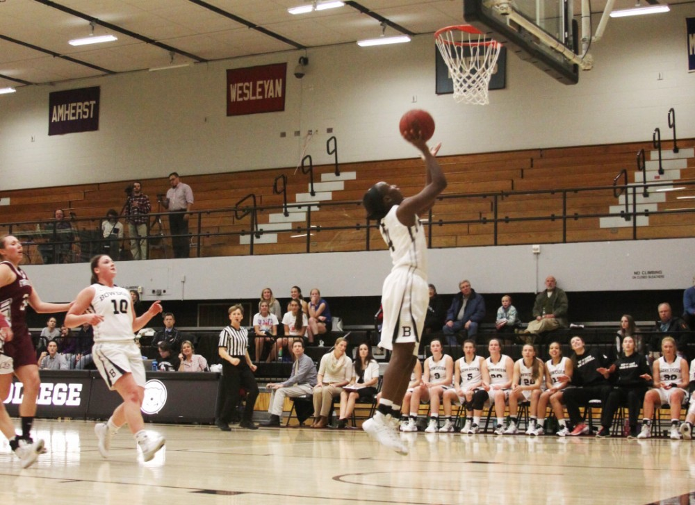 Women's basketball set to host, play in NCAA tourney — The Bowdoin