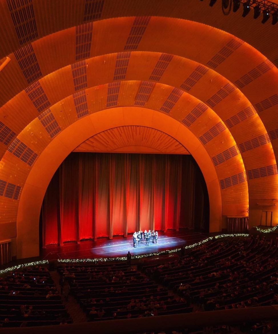 Miscellania shines on stage at Radio City Music Hall – The
