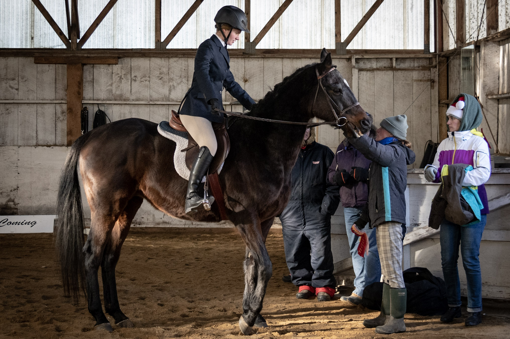 Equestrian Team Recruits For New Season The Bowdoin Orient